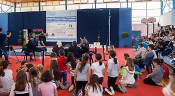 Με επιτυχία διεξήχθη το Πανελλήνιο Πρωτάθλημα άρσης βαρών μικρών