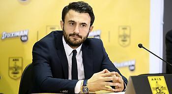 Καρυπίδης: «Ο Άρης θα αγωνίζεται στη Football League τη νέα σεζόν»