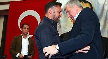 Αγκαλιές Ομπράντοβιτς με Περέιρα! (pics)