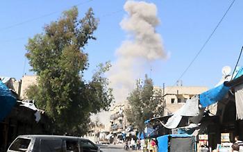 Χωρίς τέλος η αιματοχυσία στη Συρία