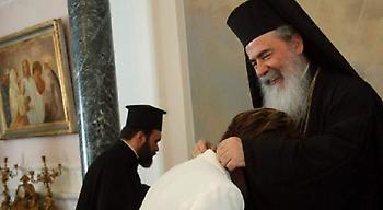 Ιεροσόλυμα: Η κατάνυξη των υπουργών του ΣΥΡΙΖΑ (pics)