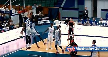 Ο Ζάιτσεφ την κορυφαία φάση της σεζόν στη VTB League (video)