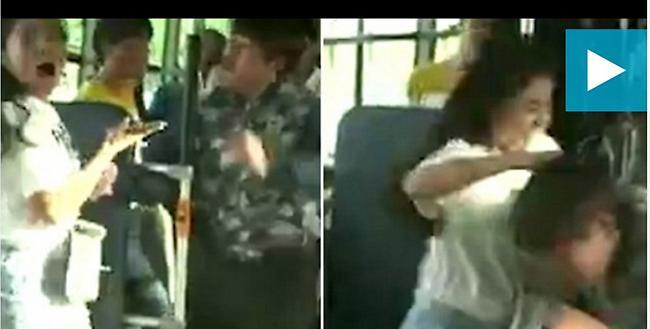 Βίντεο: Ο πορτοφολάς «βρήκε το μάστορά του» από τη γυναίκα που επέλεξε να κλέψει