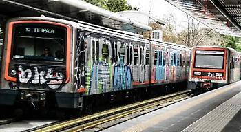 Νεκρώνουν οι συγκοινωνίες: Χωρίς Μετρό, ηλεκτρικό και προαστιακό την Παρασκευή και το Σάββατο