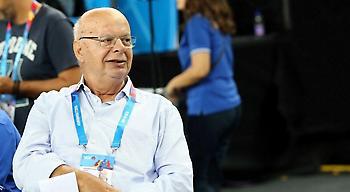 Ενστάσεις Βασιλακόπουλου για τη στάση της FIBA