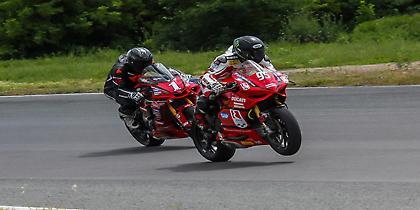 Δεύτερη σερί νίκη για τον Συνιώρη με τη Ducati