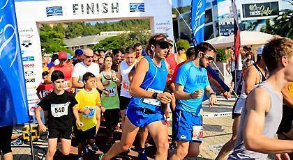 To Porto Carras Half Marathon & Swim Challenge σας περιμένει στις 28/29 Μαίου!