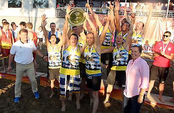 Πρωταθλητής Ευρώπης ο ΓΑΣ Κιλκίς Acropolis!