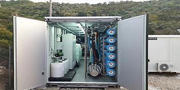 Πόσιμο νερό στην Αλόννησο από μονάδα αφαλάτωσης