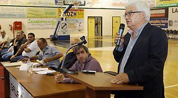 «Στόχος η άμεση επιστροφή στη Super League - Να μείνει ο Νιόπλιας»