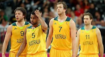 Με επτά NBAer η Αυστραλία