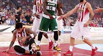Σφαιρόπουλος για Πρίντεζη: «Δεν δείχνει καλά το πόδι του»!