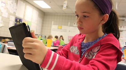 Οι μαθητές λένε ότι το iPad έχει θετικό αντίκτυπο στην εμπειρία μάθησης