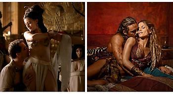 15 σειρές με περισσότερο γυμνό, από το Game of Thrones