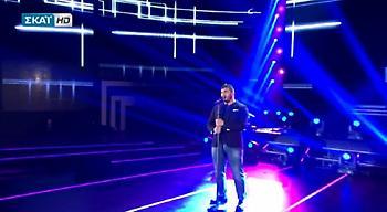 X Factor: Τραγούδησε Παντελίδη και ρίγησε η αίθουσα! (video)