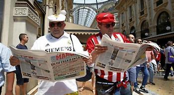 Σε ρυθμούς... Μαδρίτης το Μιλάνο (pics)