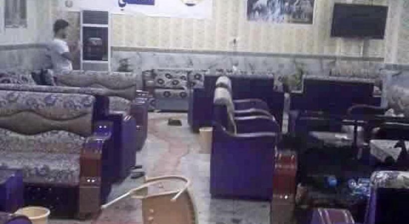 ΣΟΚ: Τρομοκρατική επίθεση με πολλούς νεκρούς σε σύνδεσμο της Ρεάλ στο Ιράκ την ώρα του τελικού!