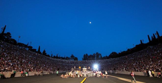 Tεράστια επιτυχία στη μεγάλη συναυλία του «Όλοι Μαζί Μπορούμε» στο Καλλιμάρμαρο