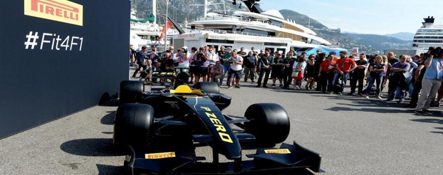 Μέχρι το 2019 Pirelli στη Φόρμουλα 1