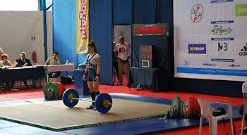 Με Μπογά στο Παγκόσμιο Πρωτάθλημα εφήβων-νεανίδων άρσης βαρών