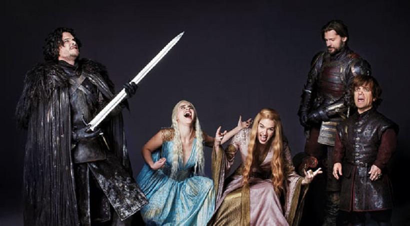 Τρελά ποσά για τους ηθοποιούς του Game of Thrones
