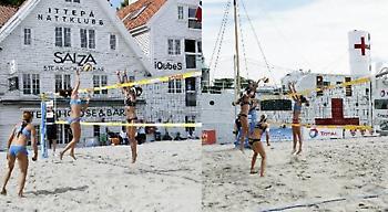 Εκτός Ρίο οι γυναικείες ομάδες μπιτς βόλεϊ
