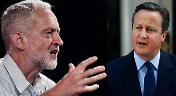 O Κάμερον φεύγει, αλλά τρίζει και η καρέκλα του Κόρμπιν -Πολιτικό χάος στην Αγγλία