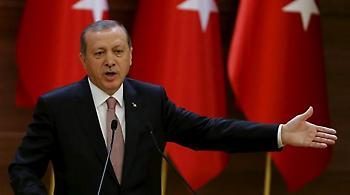 Ερντογάν: Αν η ΕΕ συνεχίσει την ίδια πορεία, θα έχει και άλλες «εξόδους»