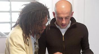 Ο Καρεμπέ προσέφερε… μαλλί στον Τζόρτζεβιτς (pic)