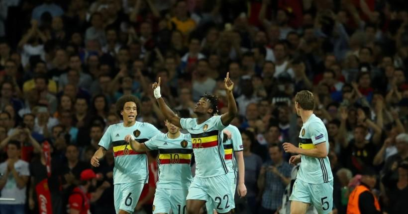 Πέταξε φωτιές και για τους «8» το Βέλγιο!