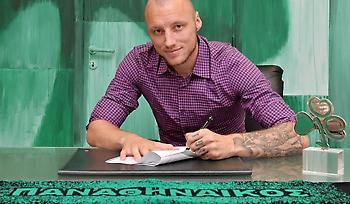Ιβάνοφ για τρία χρόνια στον Παναθηναϊκό! (pics)