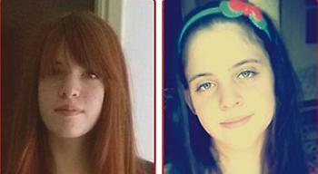 Βρέθηκε η μία από τις δύο ανήλικες αδελφές που είχαν εξαφανιστεί από την πλ. Αττικής