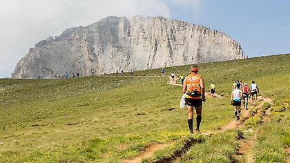 Ο Θεοδωρακάκος, ήταν μεγάλος νικητής του 13ου Olympus Marathon