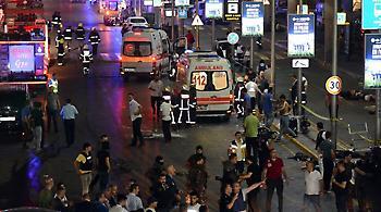 Η συγκλονιστική μαρτυρία Έλληνα από το αεροδρόμιο της Κωνσταντινούπολης