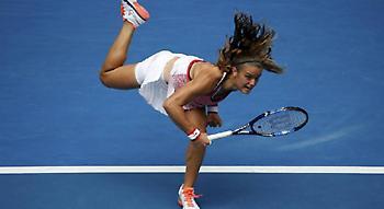 Μεγάλη Σάκκαρη, αποχαιρέτησε το Wimbledon με ψηλά το κεφάλι!