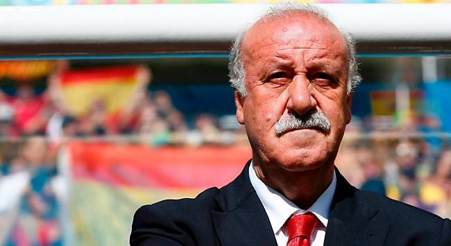 Ανακοίνωσε την αποχώρησή του στην ισπανική ομοσπονδία ο Ντελ Μπόσκε