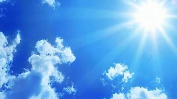 Αίθριος ο καιρός την Παρασκευή -Στους 36 βαθμούς η θερμοκρασία