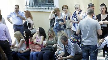 Δεκτά τα ασφαλιστικά μέτρα - Σε καθεστώς προστασίας ο Μαρινόπουλος