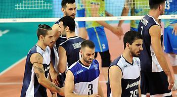 Δεν τα κατάφερε στον ημιτελικό του World League η Ελλάδα...