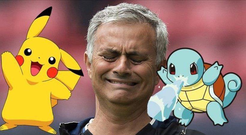 Ο Μουρίνιο έκοψε το Pokemon Go στη Γιουνάιτεντ!
