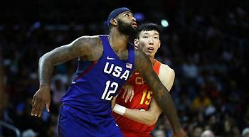 Διέλυσε την Κίνα η ομάδα των ΗΠΑ (video)