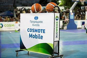 Το COSMOTE Mobile στο AegeanBall Festival