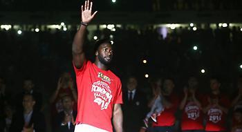 Γιανγκ: «Να πάρω το πρωτάθλημα με τον Ολυμπιακό και βλέπουμε για NBA…»