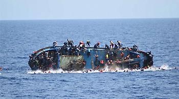 Προσφυγικό: Πάνω από 3.000 νεκροί στα νερά της Μεσογείου το 2016