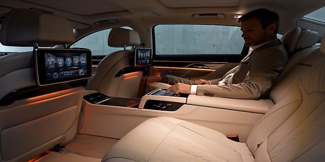 Ευφυής συνδεσιμότητα για οχήματα BMW