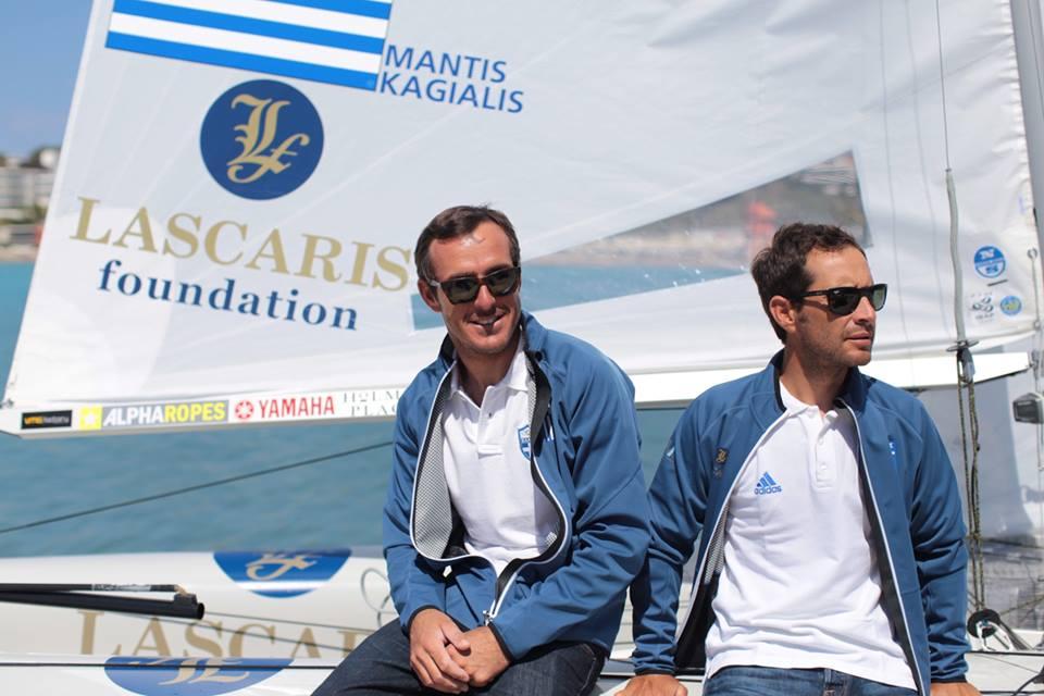 Μάντης-Καγιαλής: «Στόχος μας να ανεβάσουμε την Ελλάδα ψηλά»