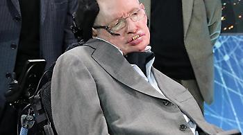 Hawking: «Το ανθρώπινο είδος θα χαθεί, αν δεν αλλάξουμε στάση απέναντι στα χρήματα και στον πλούτο»