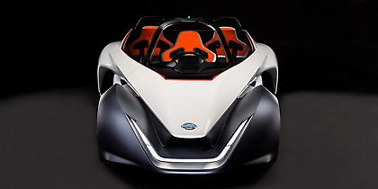 Το πρωτότυπο ηλεκτροκίνητο Nissan BladeGlider στους Ολυμπιακούς Αγώνες του Ρίο