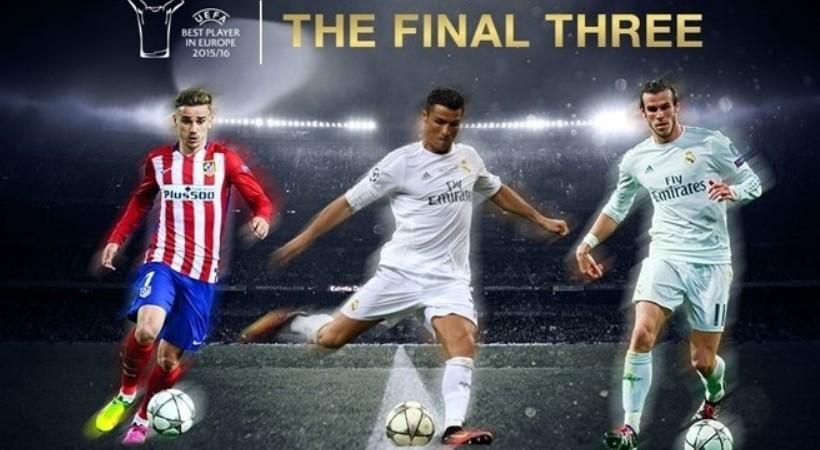 Εκτός τριάδας ο Μέσι για το βραβείο της UEFA
