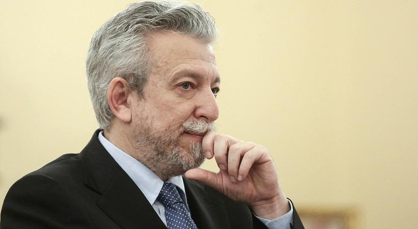 Επιστολή Κοντονή σε FIFA: «Αναλάβετε δράση για τη σήψη στην Ελλάδα»